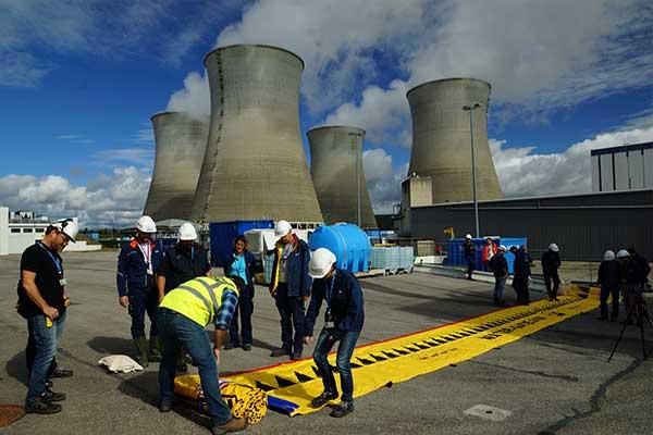 Ochrona przeciwpowodziowa EDF Water-Gate